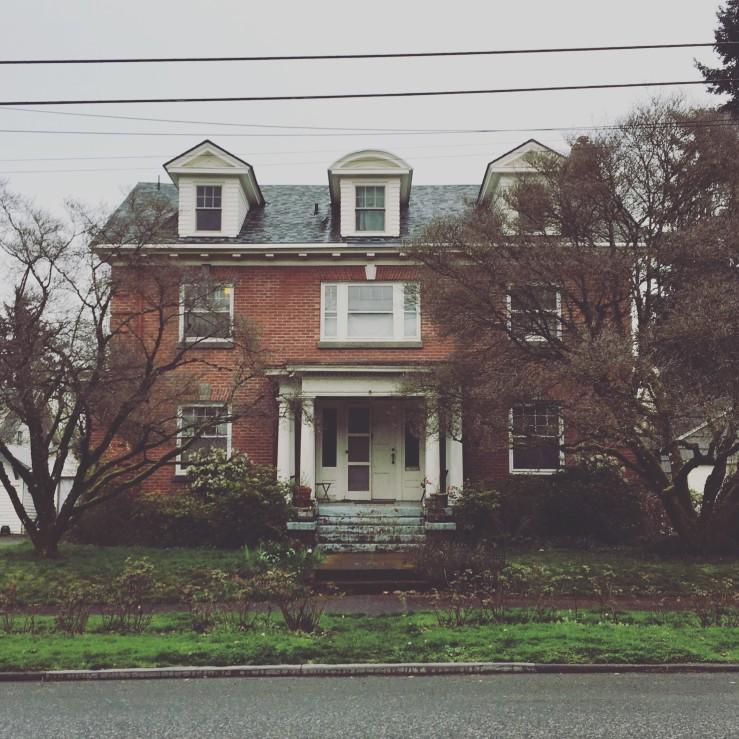 Brick House on 21st
