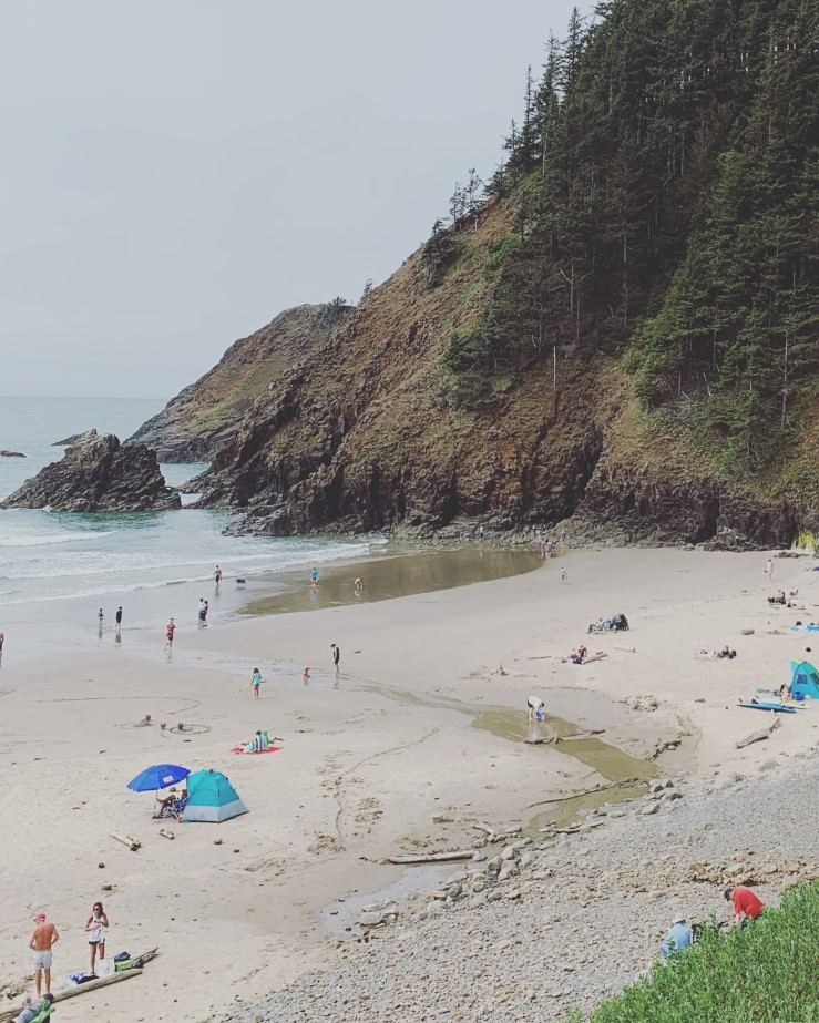 Ecola State Park August 2019